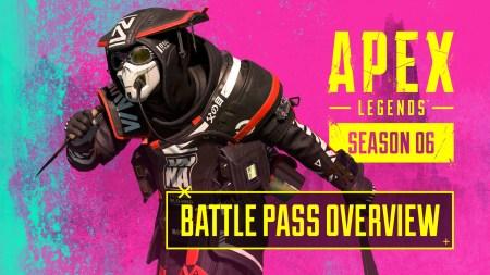 Temporada 6 de Apex Legends – A Tope ¡disponible mañana!