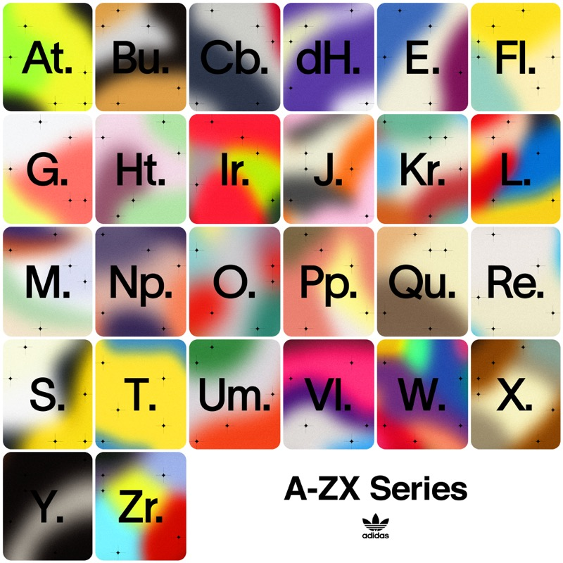 adidas Originals presenta el retorno de la serie A-ZX - adidas_azx_visual_abbreviation