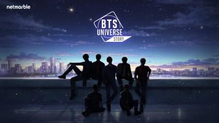 BTS Universe Story: Netmarble lanza nuevo sitio teaser