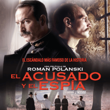 Cine Tonalá presenta su programación del 22 al 30 de agosto - el-acusado-y-el-espia
