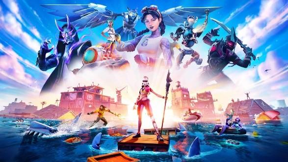 5 videojuegos para disfrutar al máximo en resolución 1080p con la tecnología de AMD - fortnite