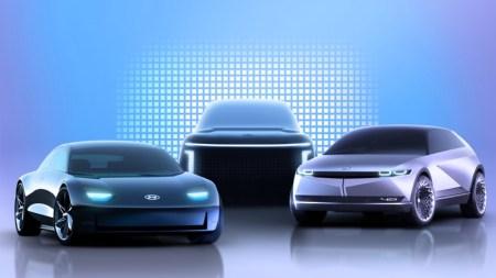 Hyundai anuncia la marca IONIQ dedicada a vehículos eléctricos (EV)