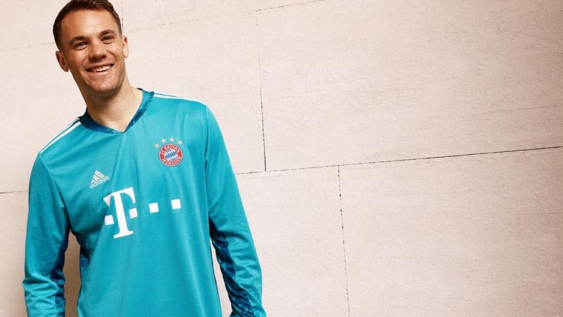 adidas presenta uniformes de clubes internacional para la temporada 2020/21 - jersey_bayern_munich_562127-800x450