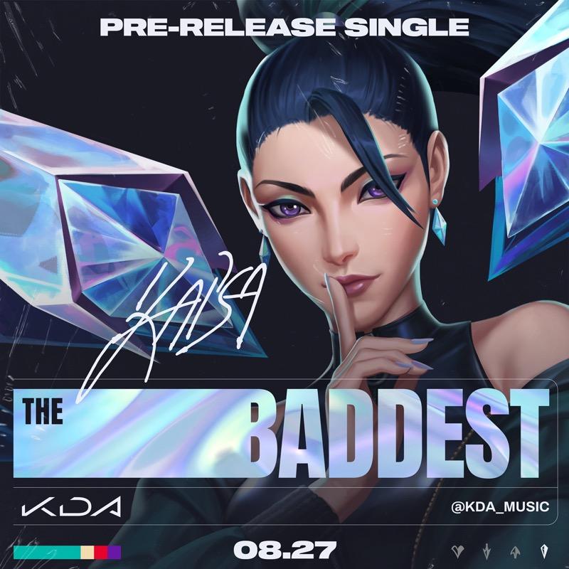 K/DA, el aclamado grupo virtual de pop de League of Legends, regresa con nueva canción - kaisa-kda