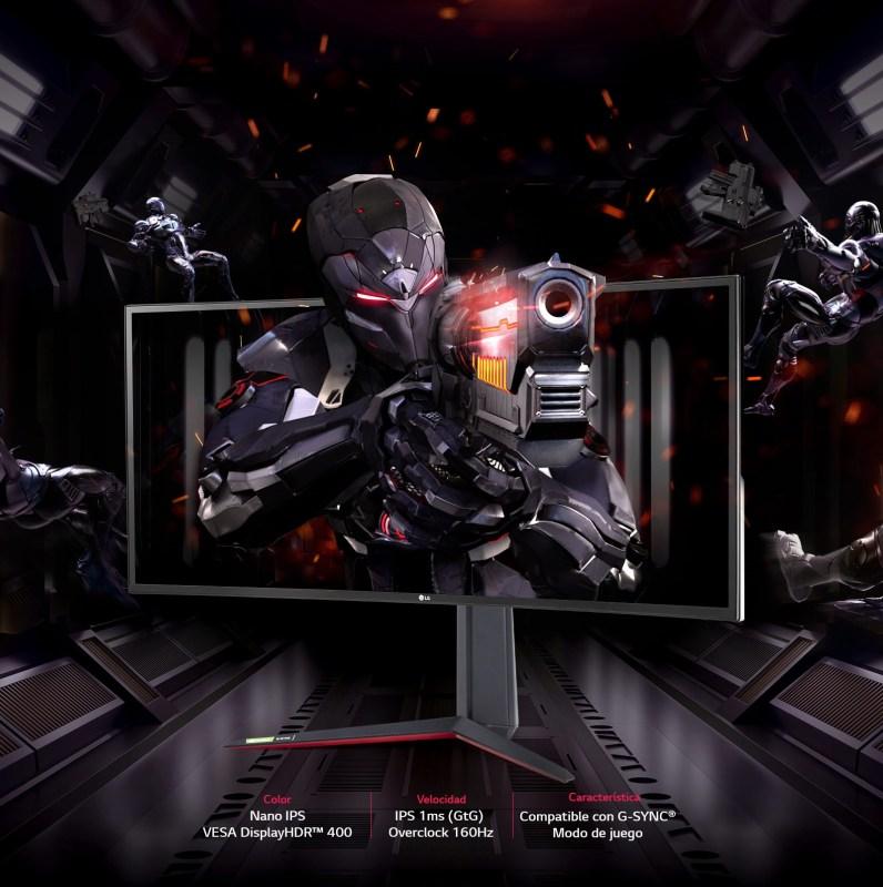 Día del gamer: productos LG que han marcado tendencia en el mundo de los videojuegos - lg-ultragear