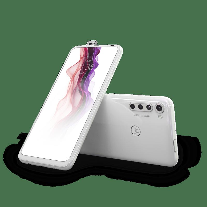 Motorola one fusion+ ¡ya disponible en exclusiva con AT&T México! - motorola-one-fusion-plus-blanco