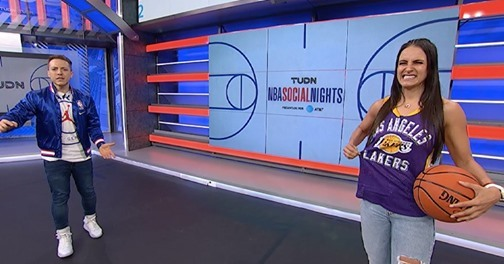 TUDN presentará NBA Social Nights a través de su página de Facebook - nba-social-nights-tudn