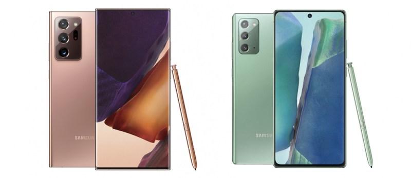 Preventa de la nueva serie Samsung Galaxy Note 20 comienza en México - preventa-galaxy-note-20-800x347