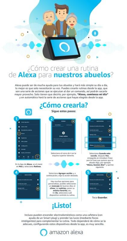 ¿Cómo crear una rutina de Alexa para los abuelos? - rutina_alexa_abuelos