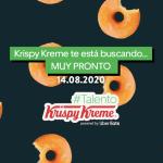 Krispy Kreme y Uber Eats están en busca de talento mexicano