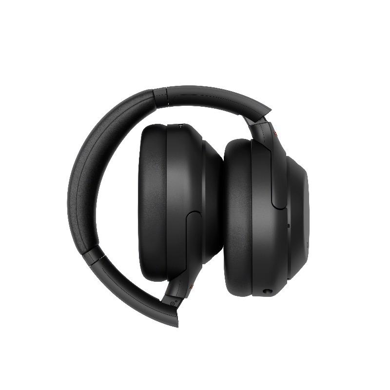 Sony lanza los audífonos inalámbricos WH-1000XM4 con cancelación de ruido - wh-1000xm4_b_foldable-large
