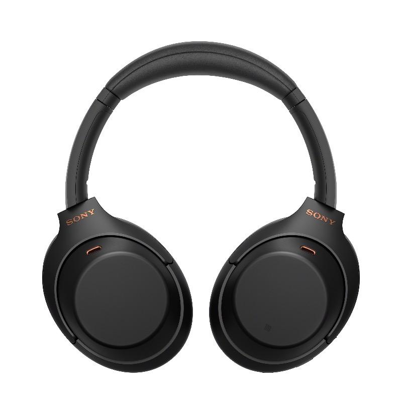 Sony lanza los audífonos inalámbricos WH-1000XM4 con cancelación de ruido - wh-1000xm4_b_swivel-large