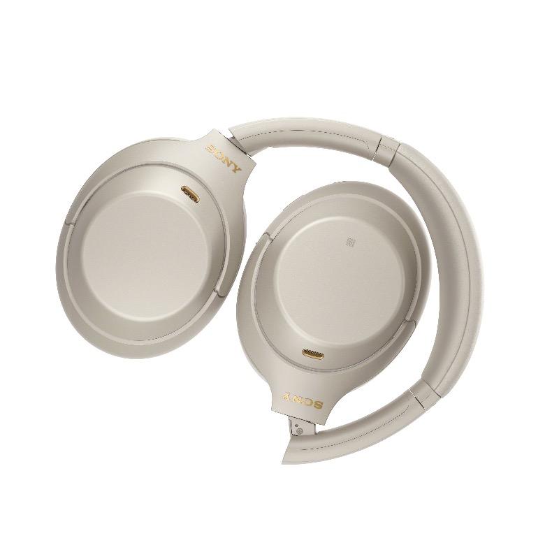 Sony lanza los audífonos inalámbricos WH-1000XM4 con cancelación de ruido - wh-1000xm4_s_swivelfoldable-large