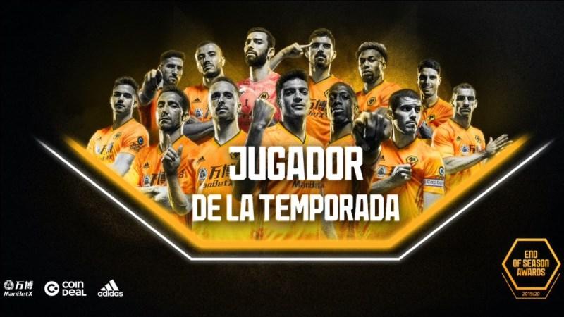 Wolves: ¡Vota por el jugador y el gol de la temporada! - wolves