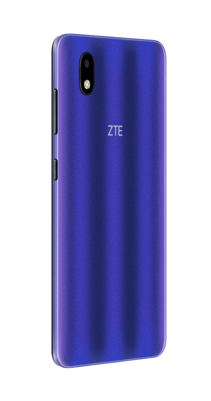 ZTE AXON 11, Blade A7 y Blade A3 2020 ¡ya disponible con AT&T! - zte-blade-a3-2020-perspback-azul