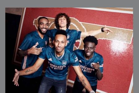 adidas anuncia terceros uniformes de clubes internacionales