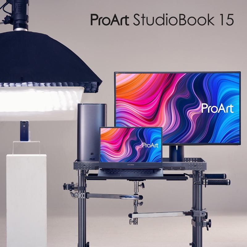 Nueva línea de laptops ASUS ProArt StudioBook para creadores de contenido - asus_proart_studiobook_15_h500