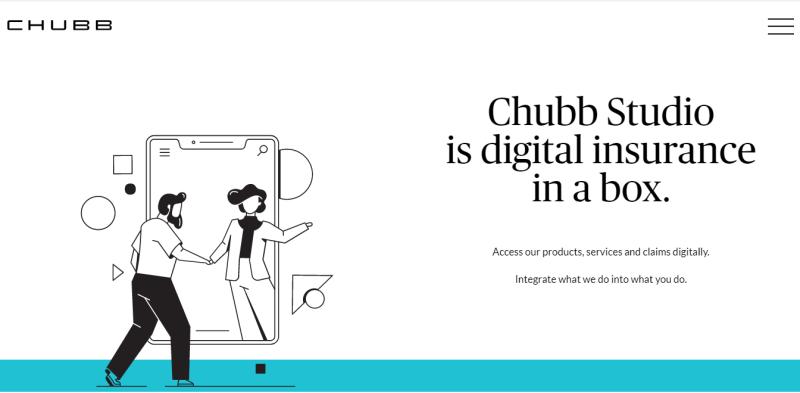 Chubb Studio, plataforma para vender seguros de manera digital - chubb_studio_1