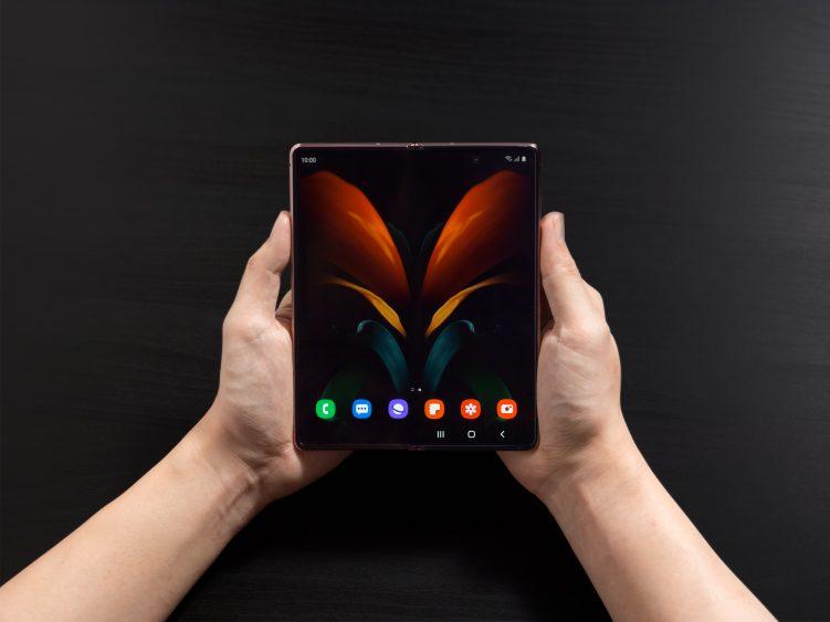 Samsung presenta Galaxy Z Fold 2 ¡conoce sus características! - galaxy-z-fold-2-samsung
