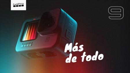 GoPro lanza su nueva cámara HERO9 Black ¡conoce sus características y precios!