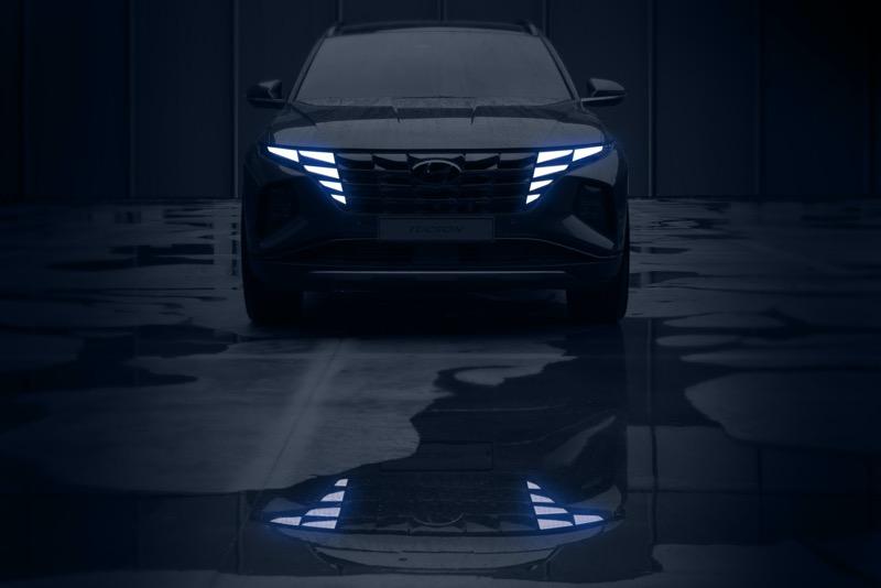 El nuevo Hyundai Tucson agrega un revolucionario rediseño - hyundai_tucson