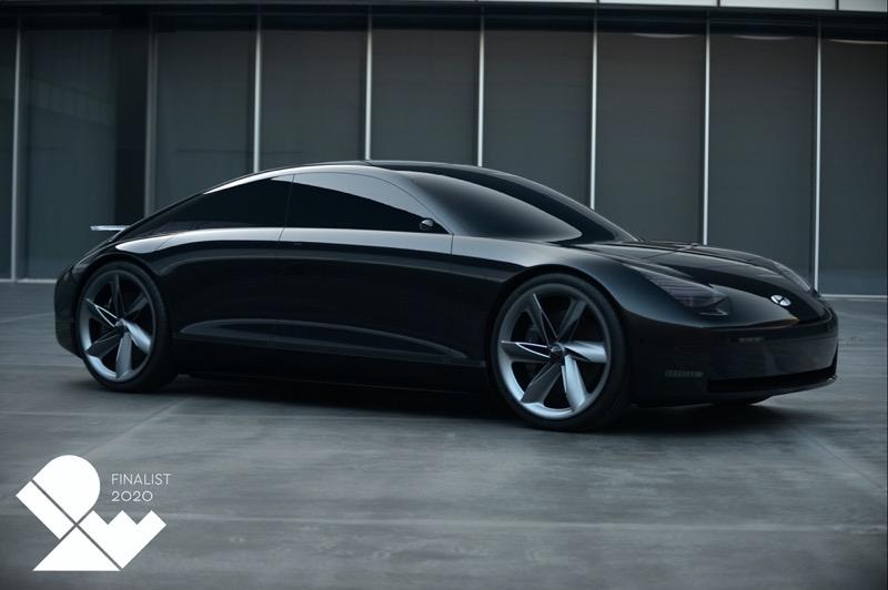 Son galardonados los vehículos concepto de Hyundai y su Weareble Robot - idea_finalist_hyundai-prophecy_logo-800x532