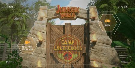 Netflix revela tráiler y sitio interactivo de Jurassic World Campamento Cretácico