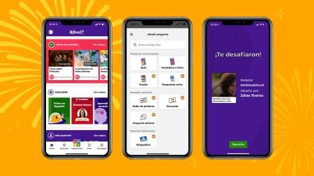 Kahoot! lanza su app móvil en español para descubrir, jugar y crear juegos