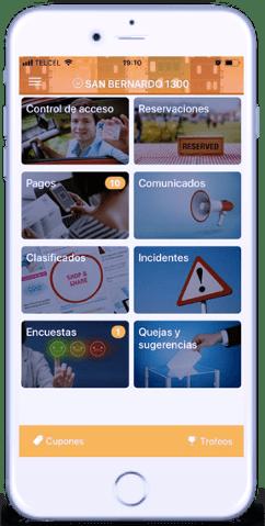Tu casa desde el celular, vive en armonía con esta plataforma mexicana - kolonus-app-residente