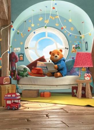 «Las Aventuras de Paddington», nueva serie animada de Nickelodeon