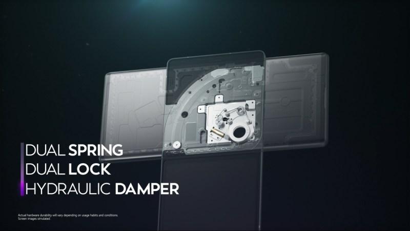 LG Wing, el primer smartphone con doble pantalla giratoria - lg-wing_product-rear