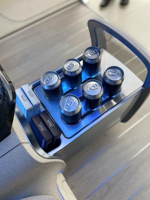 LG y Hyundai presentaron IONIQ Concept Cabin ¡conoce sus características! - lg_hyundai_ioniq_concept_3-600x800