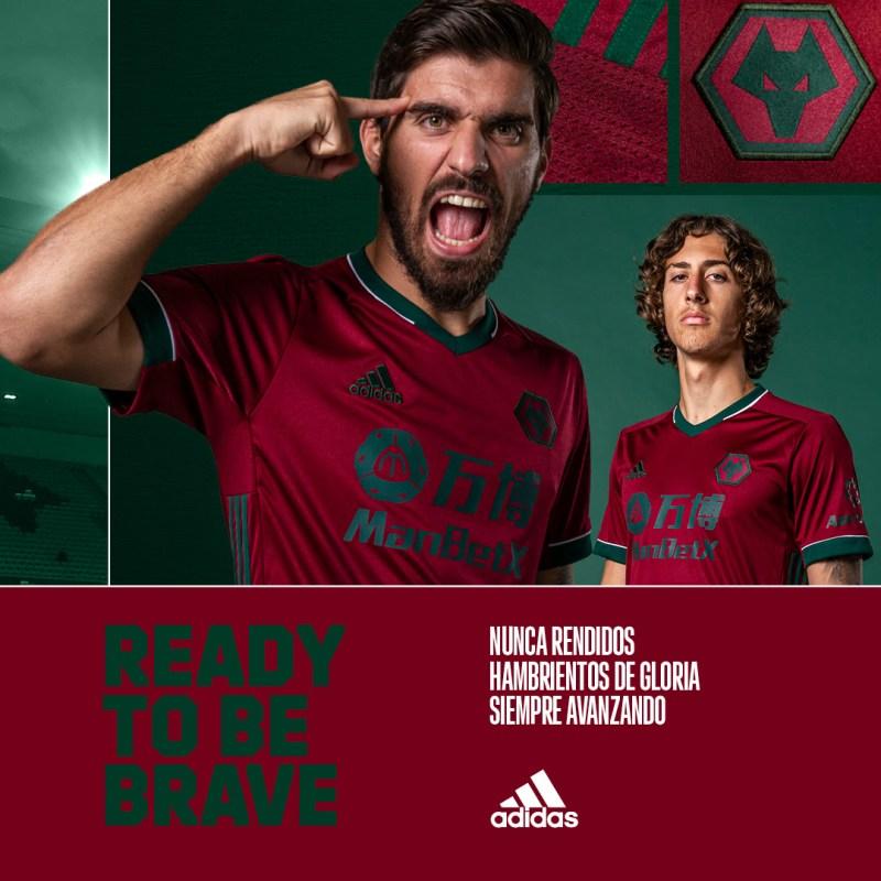 Los Wolves han presentado su tercer uniforme 2020/21 inspirado en Portugal - los-wolves-tercer-uniforme-2020-21-inspirado-en-portugal-800x800