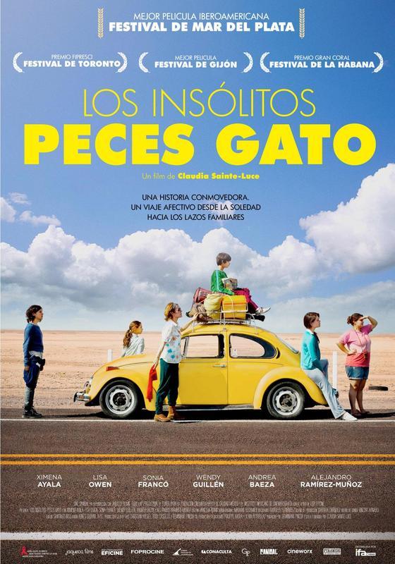 """Cine Tonalá presenta el ciclo """"Mexicanas al grito de guerra"""" - losinsolitospecesgato"""