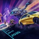 Mercedes-Benz es el socio automotriz exclusivo de los eventos de League of Legends Esports