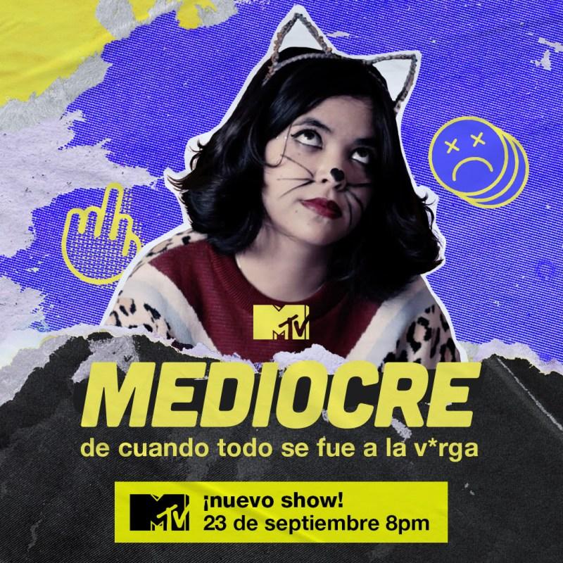 """MTV anuncia serie original juvenil """"Mediocre"""" - mtv-mediocre-800x800"""