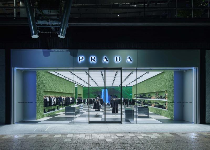 Prada inaugura nueva boutique en Tokio en Miyashita Park - prada-miyashita-park_07