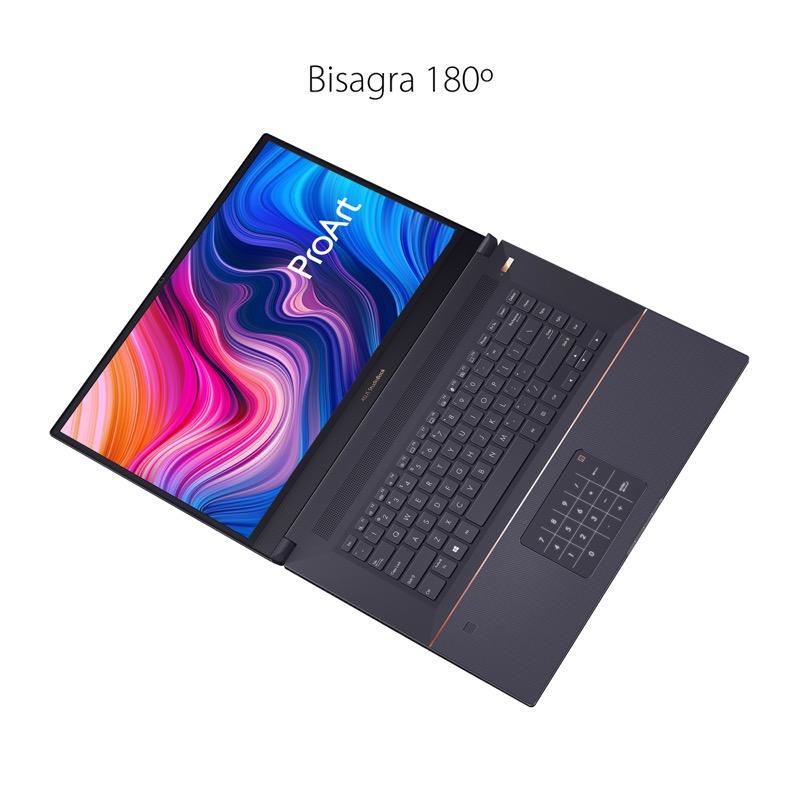 Nueva línea de laptops ASUS ProArt StudioBook para creadores de contenido - proart_studiobook_pro_17_w700_1