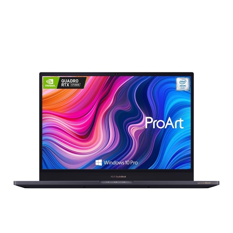 Nueva línea de laptops ASUS ProArt StudioBook para creadores de contenido - proart_studiobook_pro_17_w700_asus_2