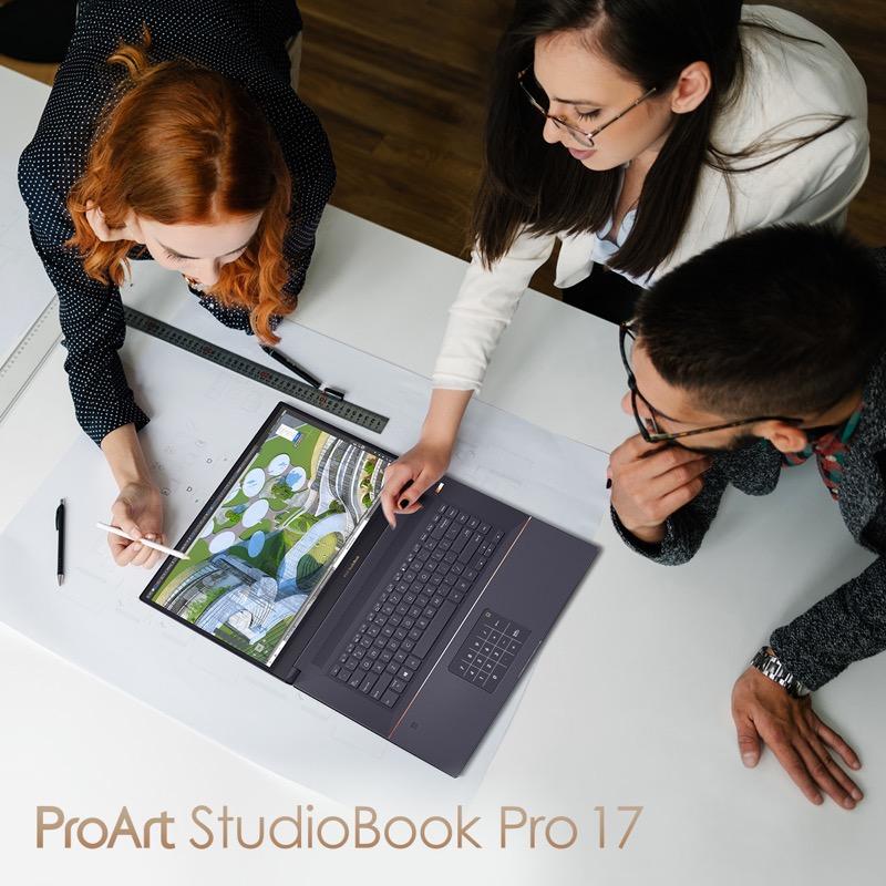 Nueva línea de laptops ASUS ProArt StudioBook para creadores de contenido - proart_studiobook_pro_17_w700_asus_4