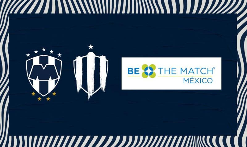 ¡Be The Match México y Rayados de Monterrey unen fuerzas para salvar vidas! - rayados-rayadas-be-the-match-800x478