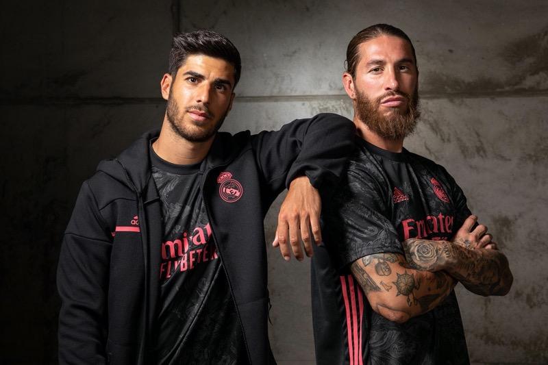 adidas anuncia terceros uniformes de clubes internacionales - real-madrid-adidas