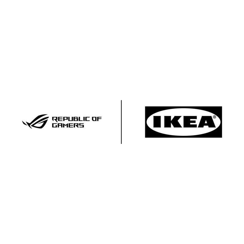 ASUS Republic of Gamers da la bienvenida a Gaming Home con IKEA - rog-ikea
