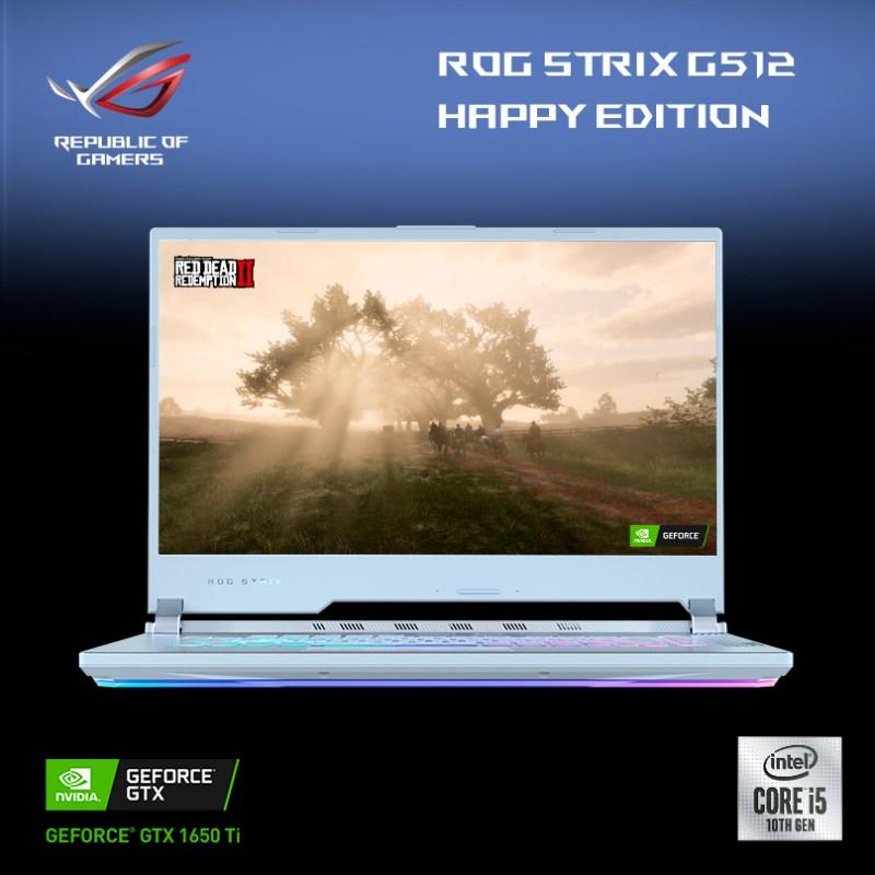 Laptop gamer ROG Strix G15 Glacier Blue HAPPY edition llega a México - rog_strix_g15_glacier_blue_happy_multilink_laptop-800x800