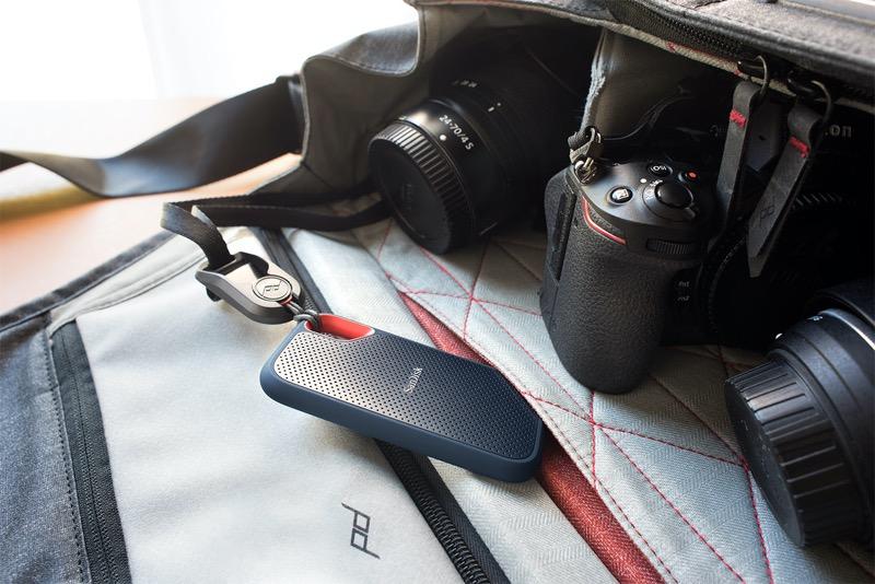 Western Digital lanza línea mejorada de unidades SSD SanDisk Extreme portátiles - sandisk-extreme-portable-ssd