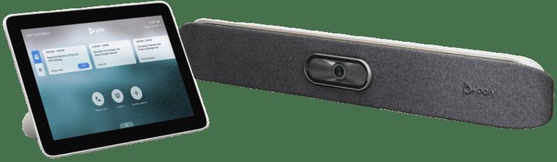 Poly lanza Studio X30 y X50, unidades de video para contrarrestar los nuevos retos educativos y laborales - studio-x30