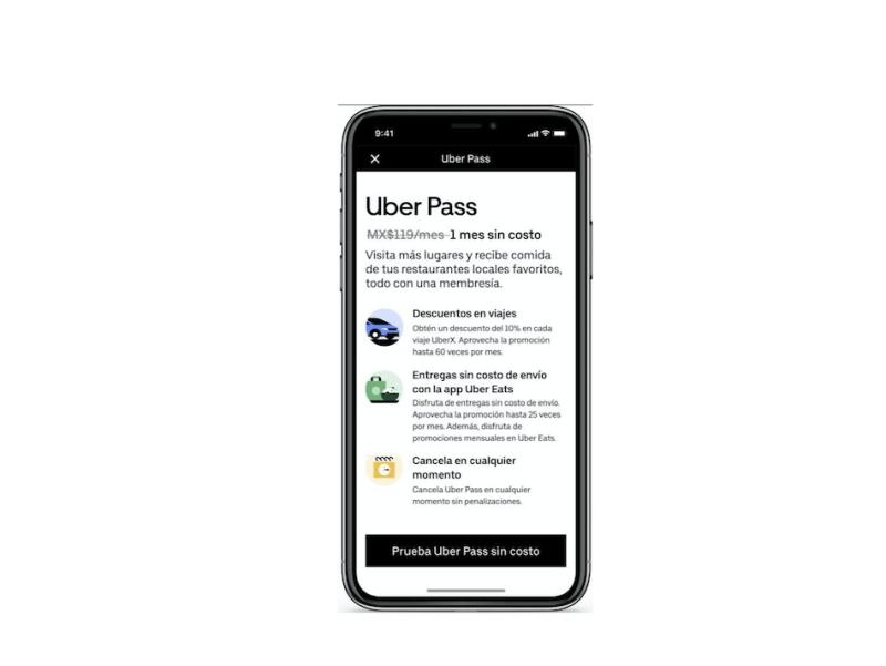 Uber Pass en México ¡conoce todos los beneficios de esta membresía! - uber-pass