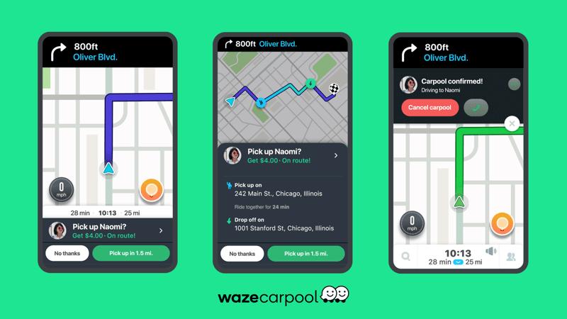 Lo nuevo de Waze para evitar el tráfico - waze_real-time_rides-1