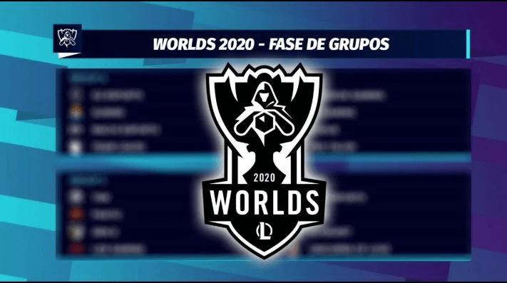 Definidos los grupos para Worlds 2020 de League of Legends - worlds-2020-league-of-legends