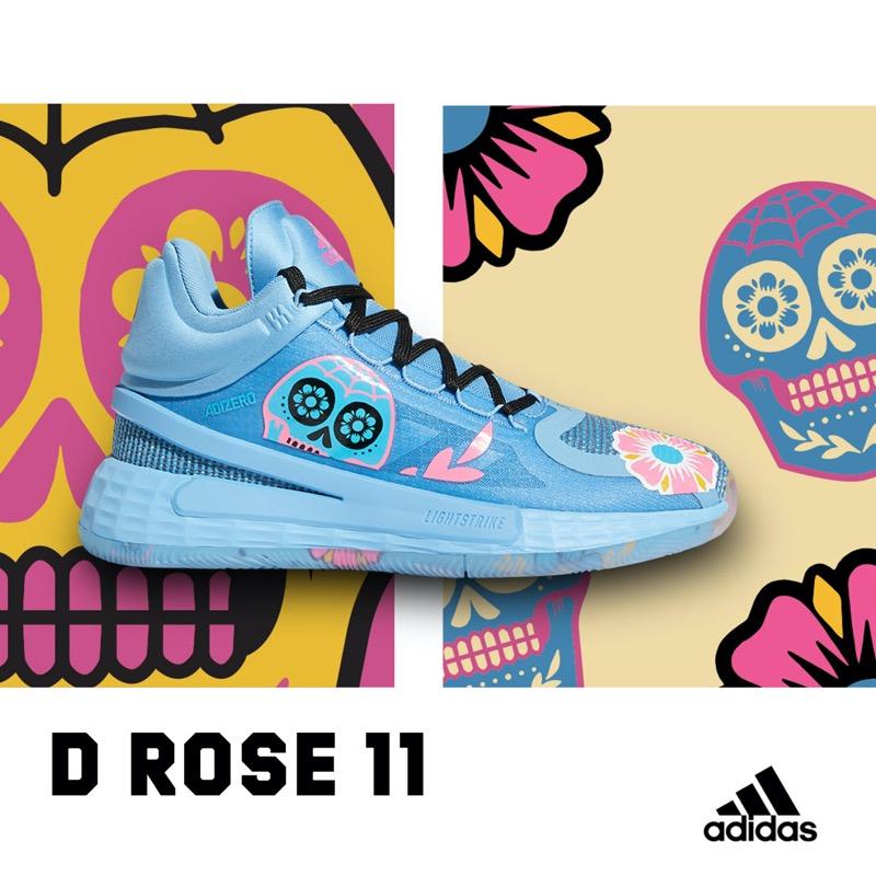 """adidas presenta su colección """"Día de Muertos"""" para honrar y celebrar las tradiciones Mexicanas - adidas-d-rose-11-dia-de-muertos"""